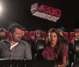 Lego, la grande aventure : Interview de Tal et Arnaud Ducret