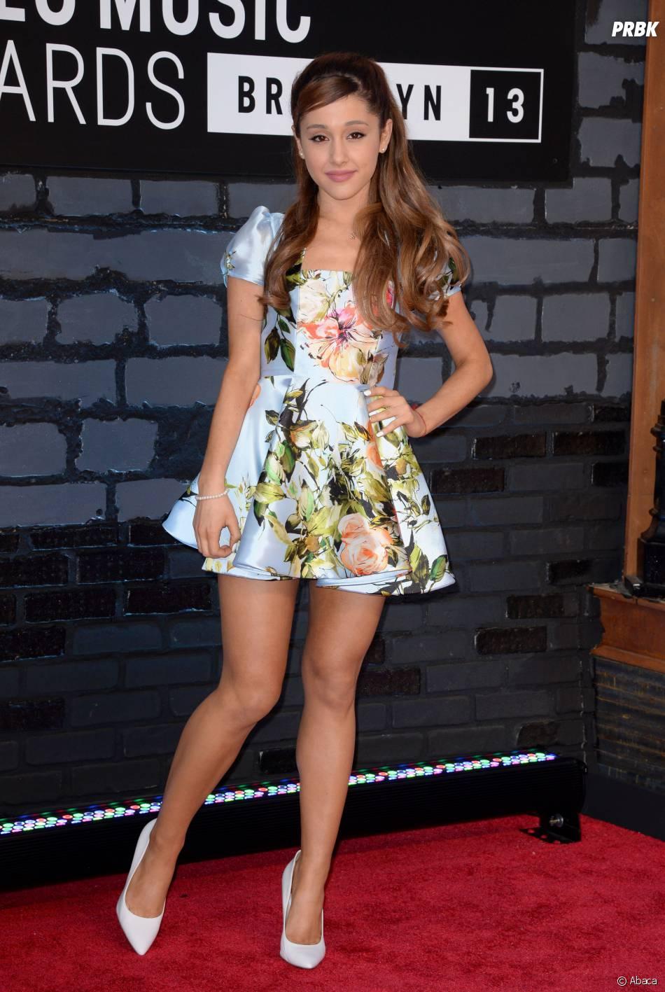 Ariana Grande : un duo avec Chris Brown en préparation