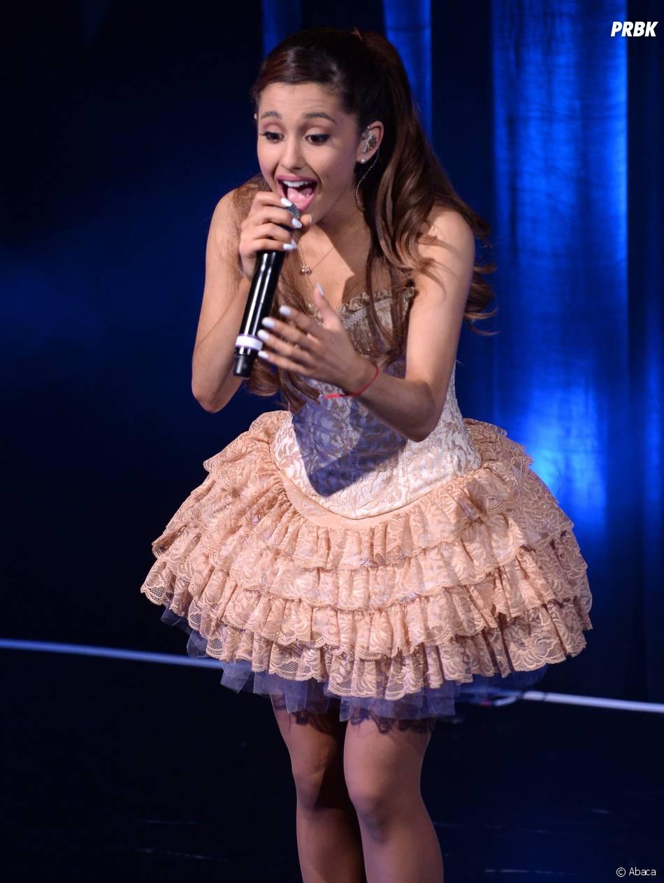 Ariana Grande prépare un nouveau single avec Chris Brown