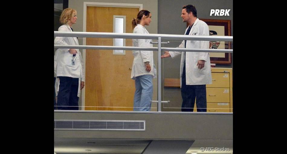 Grey's Anatomy saison 10, épisode 14 : Alex en colère