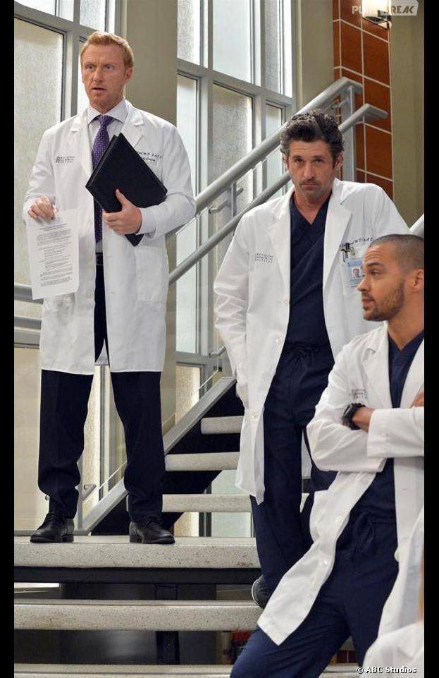 Grey's Anatomy saison 10, épisode 14 : nouveau décret contre les couples à l'hôpital