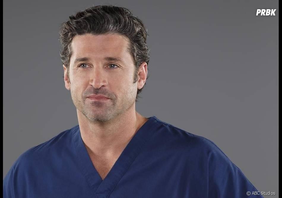 Grey's Anatomy saison 10 : Patrick Dempsey sur une nouvelle photo promo