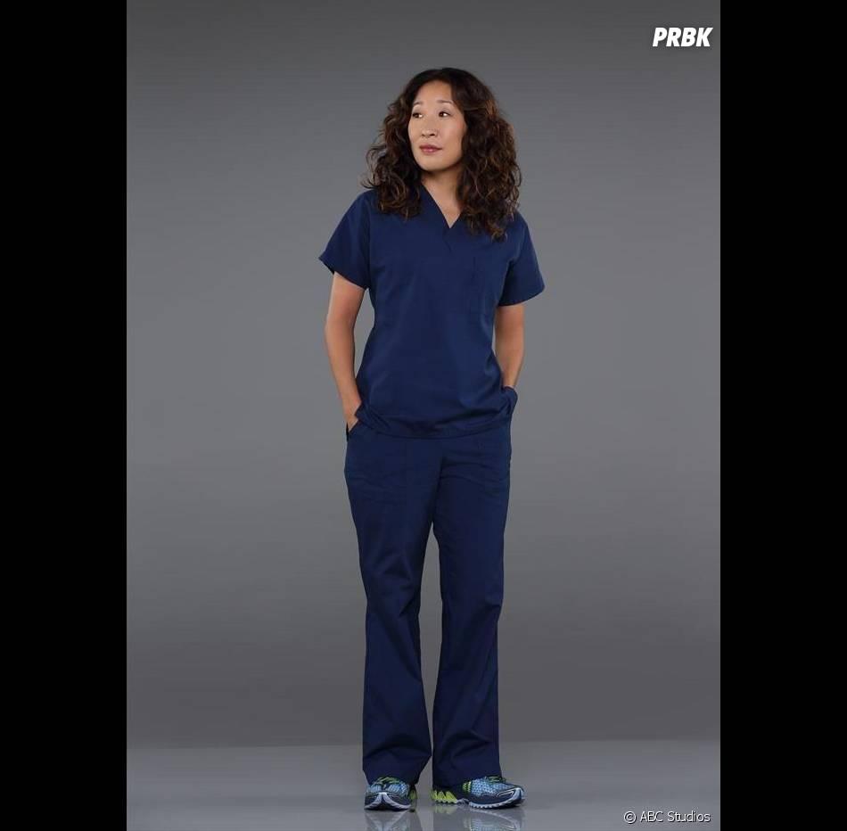 Grey's Anatomy saison 10 : Sandra Oh sur une nouvelle photo promo