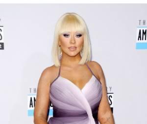 Christina Aguilera, ici amincie aux American Music Awards 2013, serait enceinte