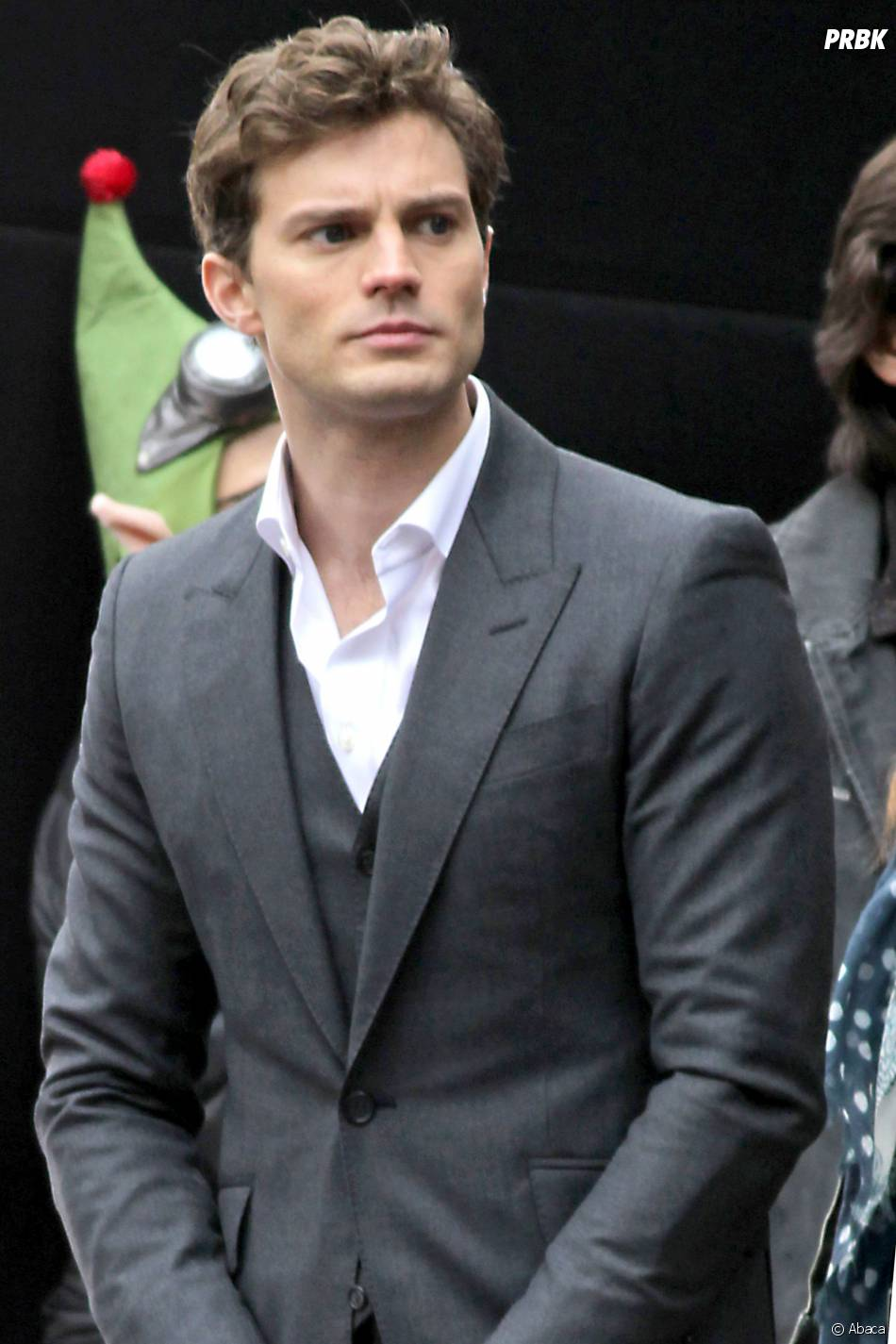 Fifty shades of grey jamie dornan va faire sensation en for When does 50 shades of grey