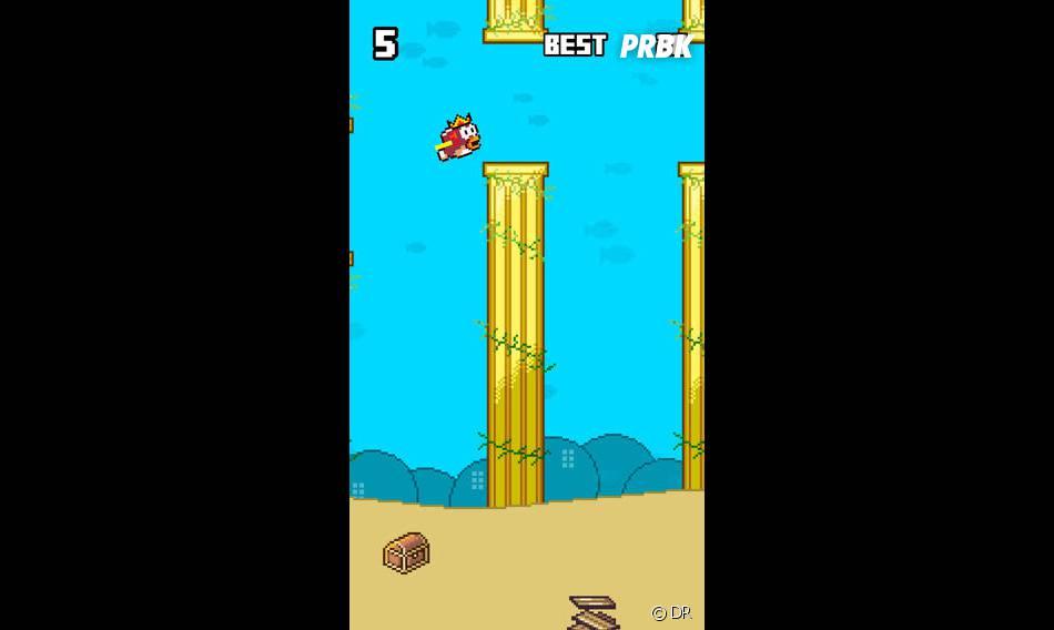 Splashy Bird sur iOS et Android : le remplaçant crédible de Flappy Bird