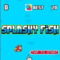 Splashy Fish sur iOS et Android : l'alternative addictive à Flappy Bird