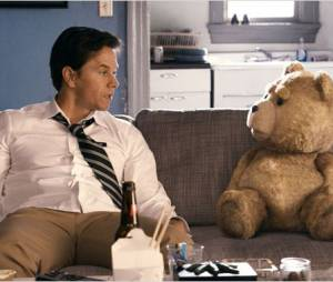 Ted : Mark Wahlberg et son meilleur pote trash