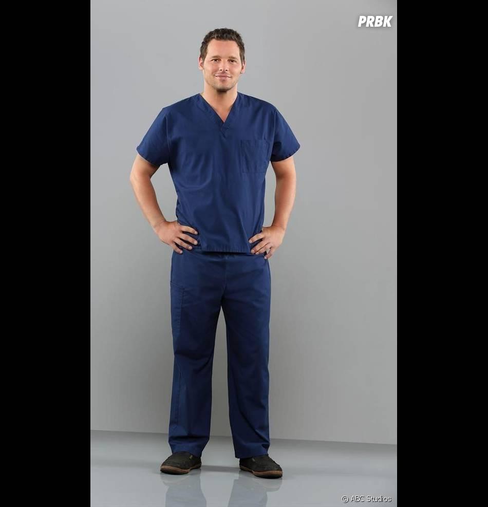 Grey's Anatomy saison 10 : Justin Chambers, aka Alex, sur une photo promo