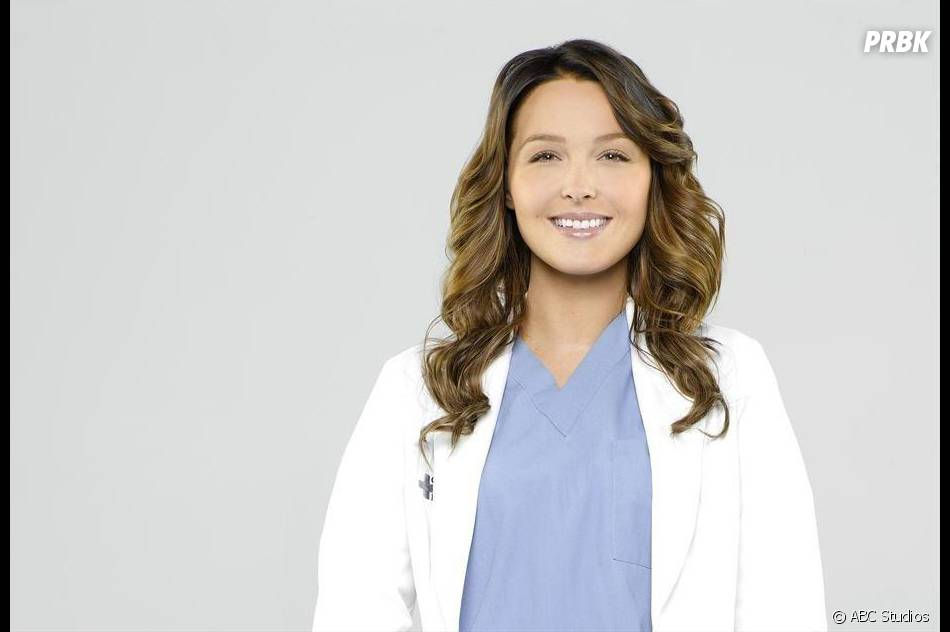 Grey's Anatomy saison 10 : Camilla Luddington, aka Jo, sur une photo promo