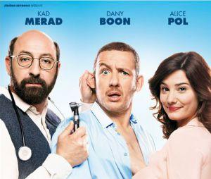 Dany Boon et Kad Merad réunis dans Supercondriaque, le 26 février 2014 au cinéma