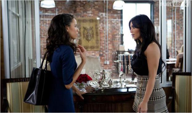 Kim Kardashian dans Temptation : Confession Of A Marriage Counselor