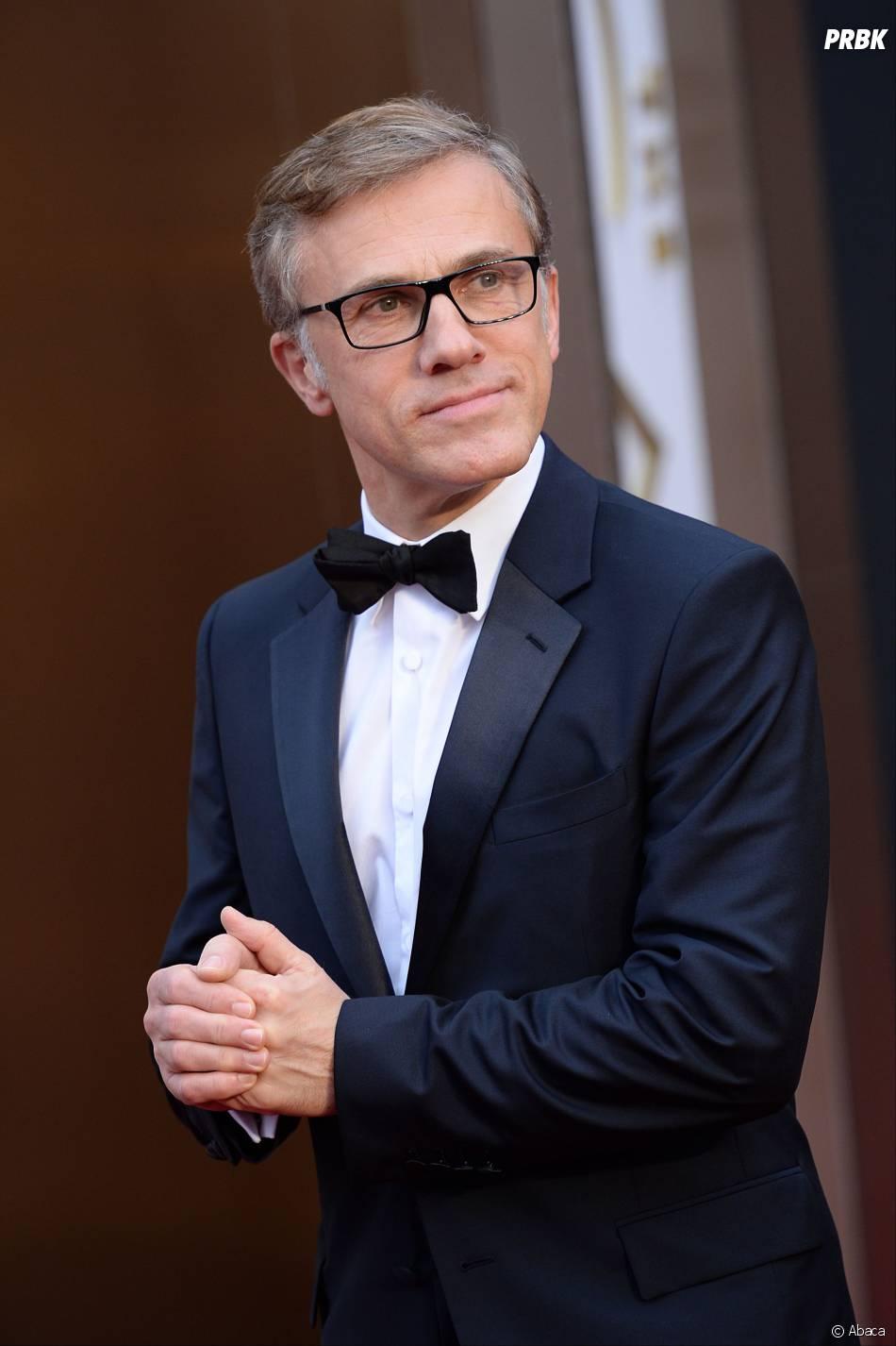 Christoph Waltz sur le tapis-rouge des Oscars le 2 mars 2014