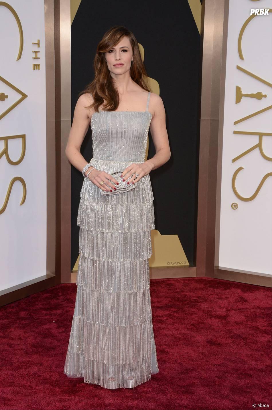 Jennifer Garner sur le tapis-rouge des Oscars le 2 mars 2014