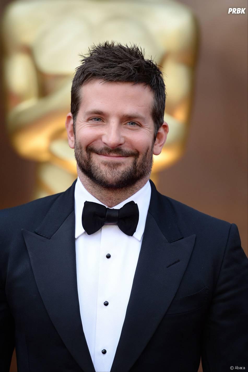 Bradley Cooper sur le tapis-rouge des Oscars le 2 mars 2014
