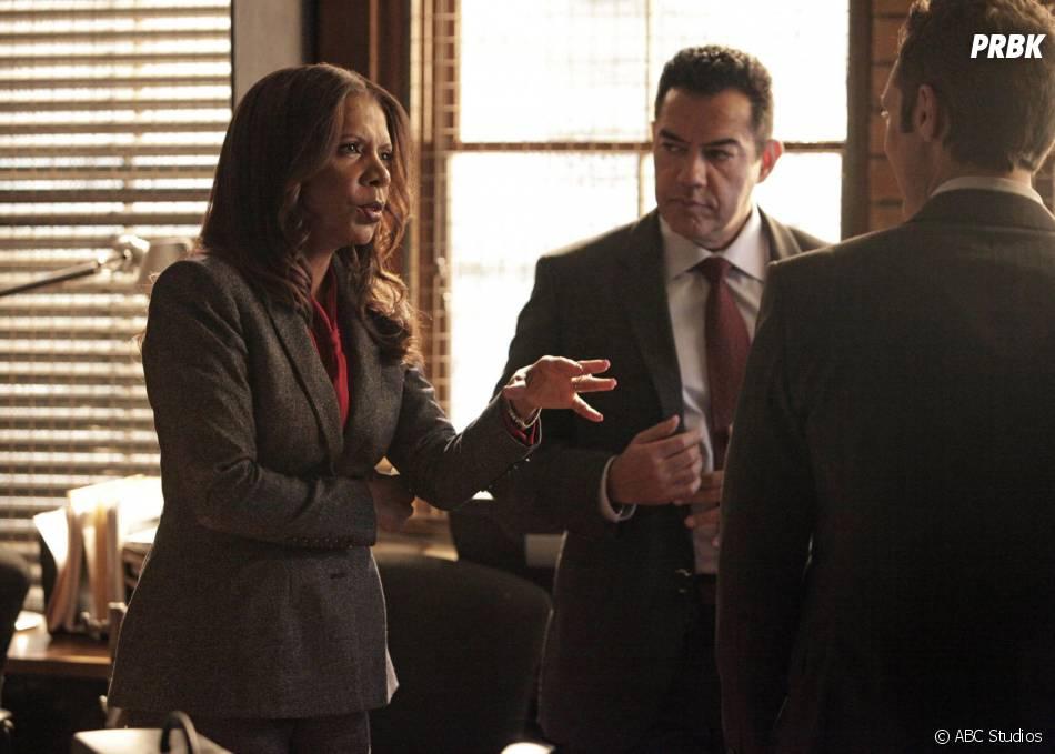 Castle saison 6, épisode 17 : enquête tendue pour l'équipe de Gates