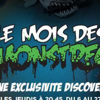 Discovery Channel : tremblez et gagnez une Wii U grâce au mois des monstres !