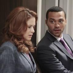 Grey's Anatomy saison 10 : des tensions pour April et Jackson ?