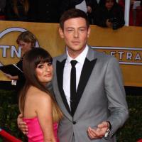 """Lea Michele : """"Cory Monteith ne voudrait pas que je reste seule toute ma vie"""""""