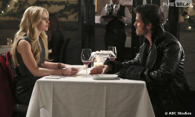 Once Upon a Time saison 3, épisode 12 : Hook retrouve Emma à New York