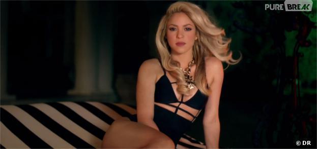 Shakira : terminé les clips sexy avec les hommes ?