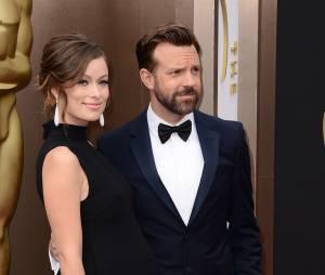 Olivia Wilde et Jason Sudeikis aux Oscars 2014