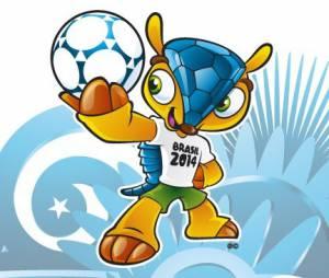 La mascotte de la Coupe du Monde 2014 au Brésil