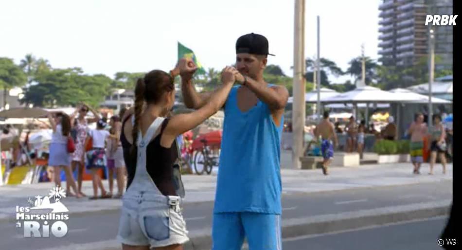 Les Marseillais à Rio : Antonin et Stéphanie complices