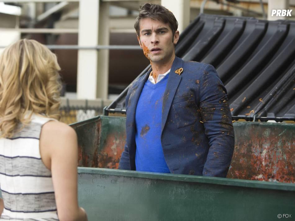 Glee saison 5 : Chace Crawford en guest dans l'épisode 100