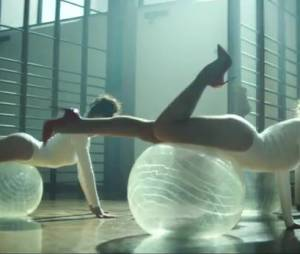 "Kylie Minogue - Sexercize, le clip officiel très hot extrait de l'album ""Kiss Me Once"""