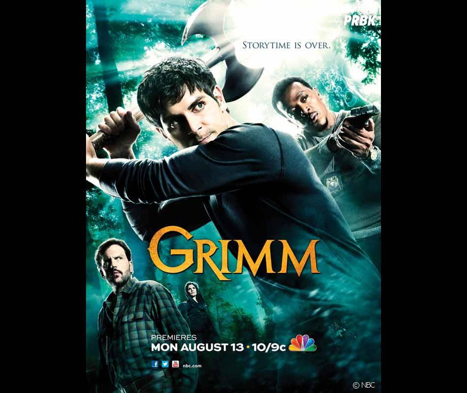 Grimm renouvelée pour une saison 4