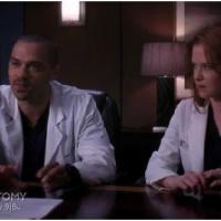 Grey's Anatomy saison 10, épisode 16 : April et Jackson dans un extrait tendu