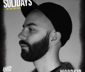 Woodkid à l'affiche des Solidays 2014 les 27,28 et 29 juin 2014 à l'Hippodrome de Longchamp