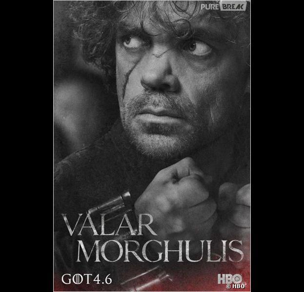 Game of Thrones saison 4 : bientôt la fin pour Tyrion
