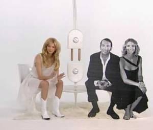La Minute Blonde Jean Dujardin Alexandra Lamy