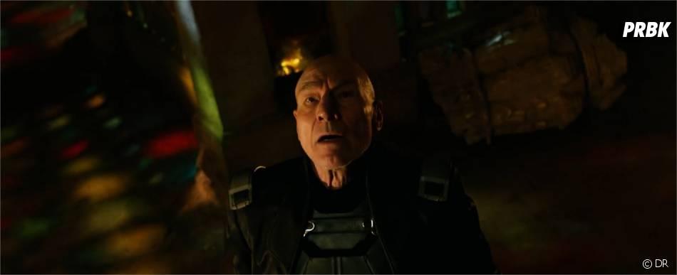 X-Men Days of Future Past : Patrick Stewart dans la bande-annonce