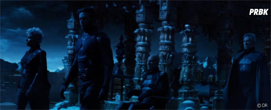 X-Men Days of Future Past : les anciens de retour dans la bande-annonce
