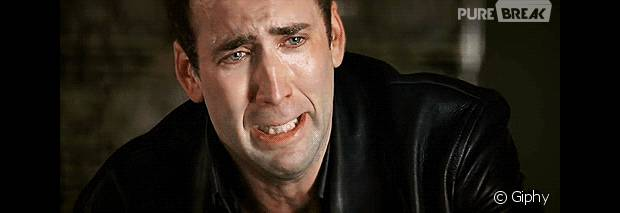 Cage crying