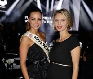 Sylvie Tellier félicitée par des anciennes Miss sur Twitter