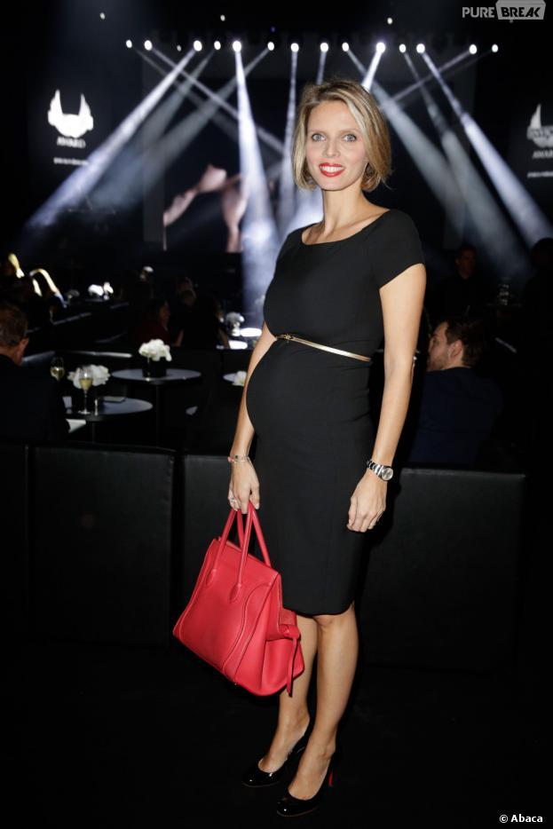 Sylvie Tellier maman pour la seconde fois