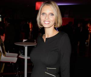 Sylvie Tellier en était à son dixième mois de grossesse