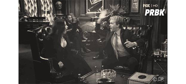 How I Met Your Mother : le high-five
