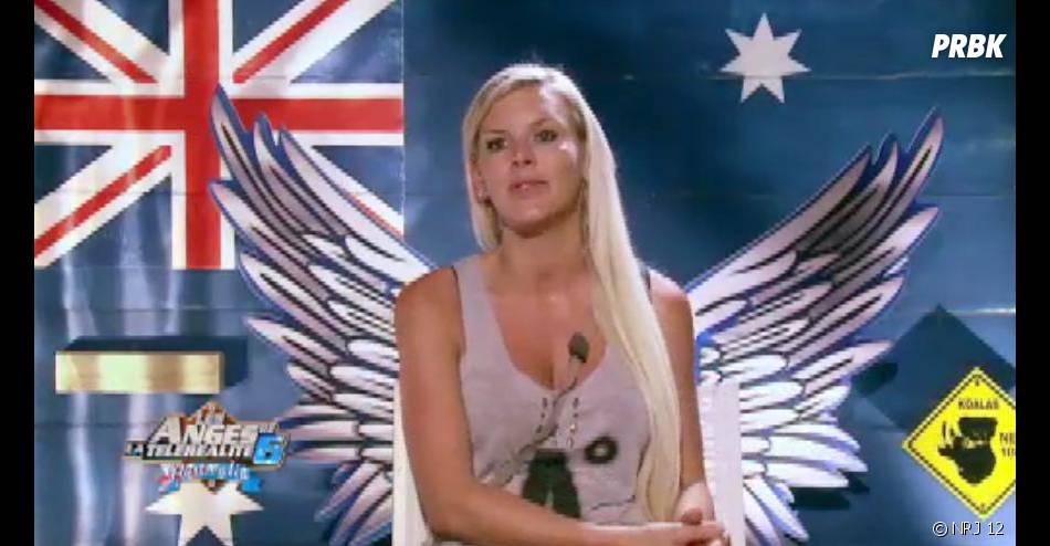 Les Anges 6 : Amélie Neten fait partie du Jungle Trip en Australie