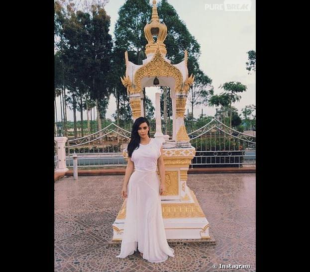 Kim Kardashian, Kendall, Kylie, Khloe et toute la famille : photos de vacances en Thaïlande, mars 2014