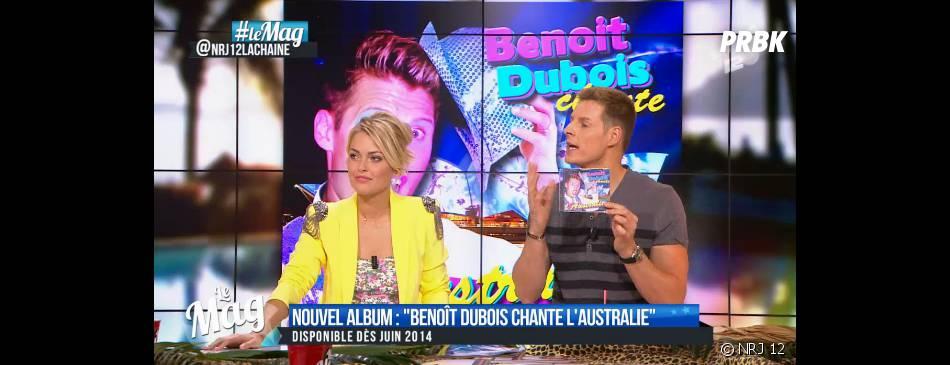 """Benoît Dubois : son album baptisé """"Benoît Dubois chante l'Australie"""""""