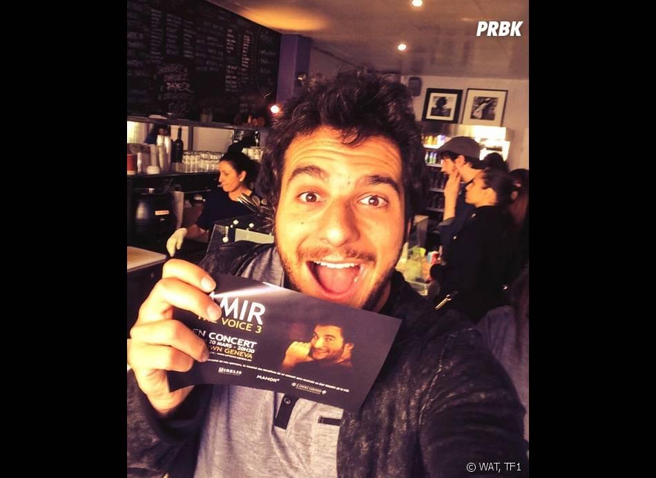 The Voice 3 : Amir sur les primes