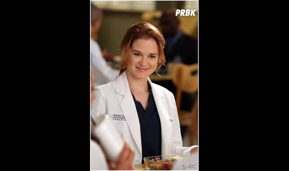 Grey's Anatomy saison 10, épisode 19 : Sarah Drew dans la peau d'April