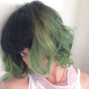 Katy Perry en mode cheveux verts : retour sur ses looks capillaires colorés