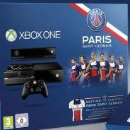 Une Xbox One aux couleurs du PSG : prix, date de sortie et contenu !