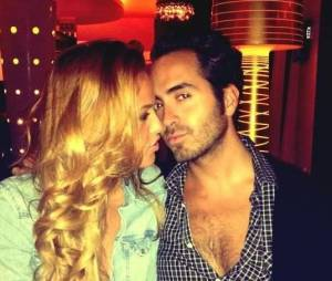 Vanessa Lawrens et Benjamin Azoulay ont vécu une histoire d'amour